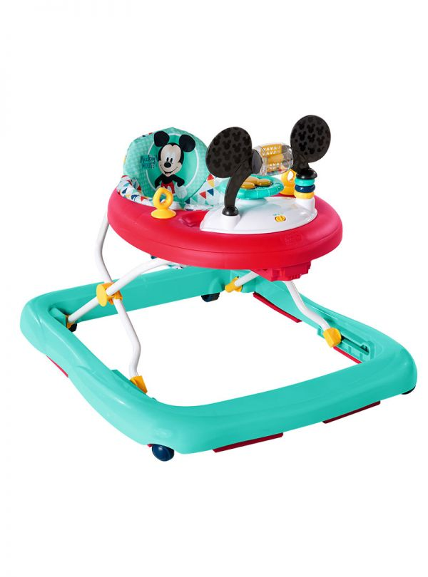 Bright Starts Περπατούρα 11237 MICKEY MOUSE Happy Triangles Walker™ 01