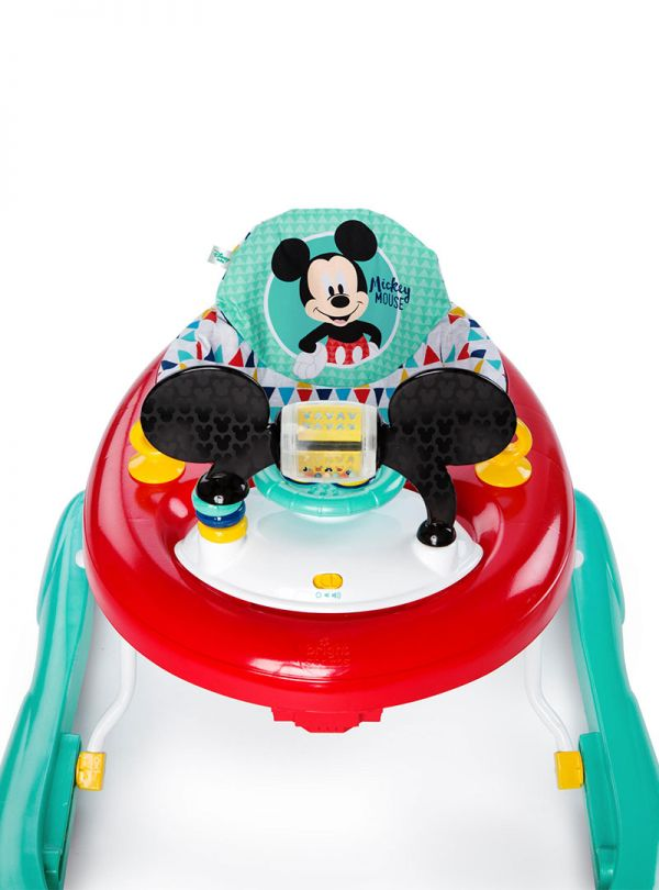 Bright Starts Περπατούρα 11237 MICKEY MOUSE Happy Triangles Walker™ 05