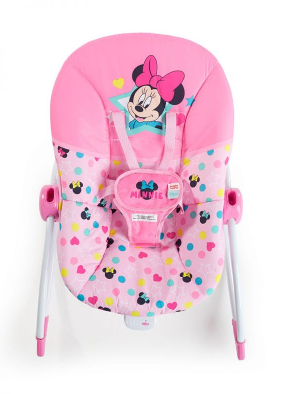 Pιλάξ Disney Baby Minnie Mouse Stars & Smiles Infant to Toddler Rocker™ 04