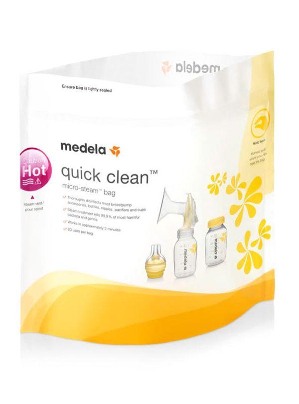 Medela Σακουλάκια Quick Clean
