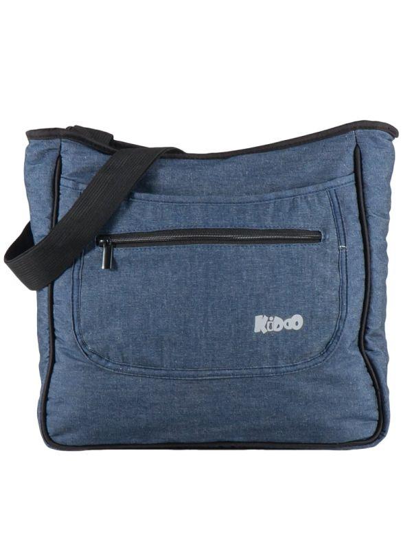 Kiddo Τσάντα Αλλαξιέρα Deluxe Jean