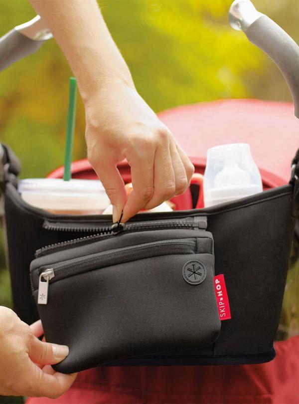 τσάντα skip hop grag&go black μαύρο 04