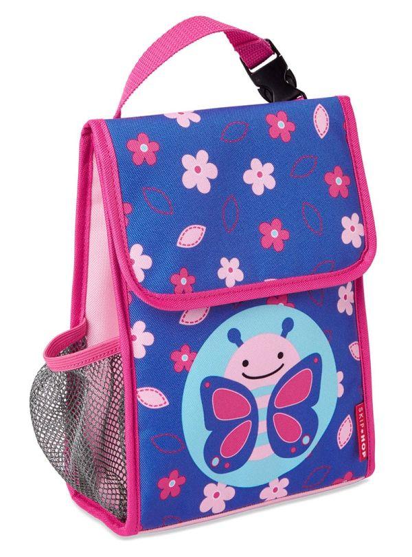 Skip Hop Zoo Παιδική Ισοθερμική Τσάντα Πεταλούδα 01