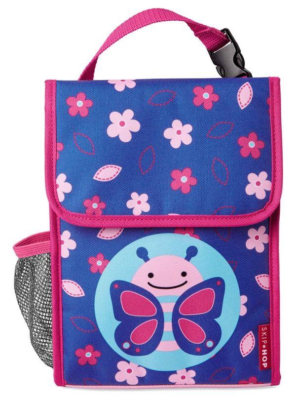 Skip Hop Zoo Παιδική Ισοθερμική Τσάντα Πεταλούδα 02