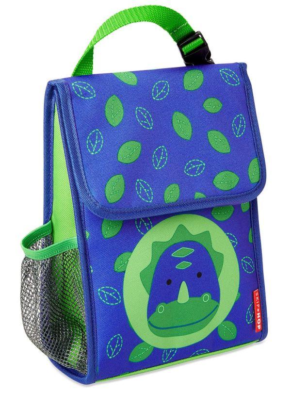 Skip Hop Zoo Παιδική Ισοθερμική Τσάντα Δεινόσαυρος 01