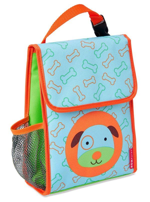 Skip Hop Zoo Παιδική Ισοθερμική Τσάντα Σκύλος 01