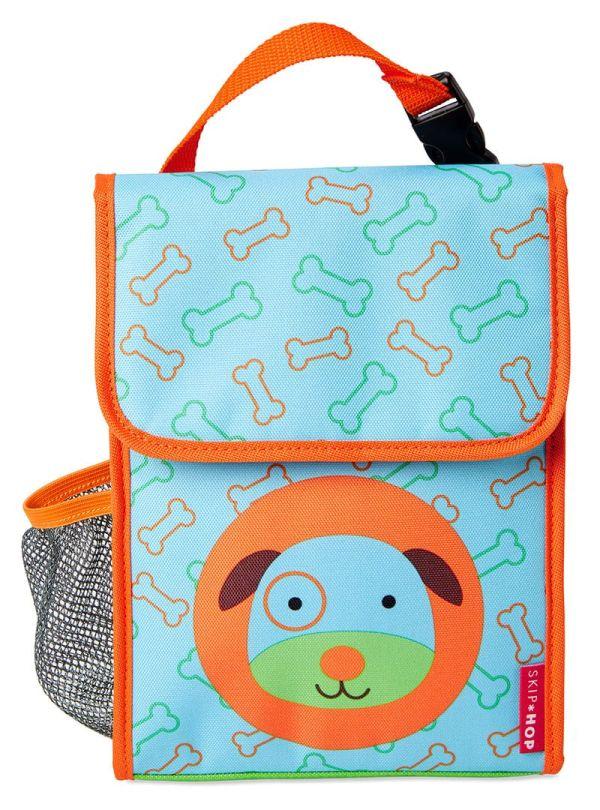 Skip Hop Zoo Παιδική Ισοθερμική Τσάντα Σκύλος 02