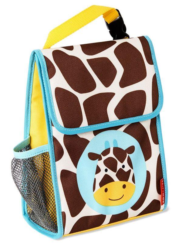 Skip Hop Zoo Παιδική Ισοθερμική Τσάντα Καμηλοπάρδαλη 01