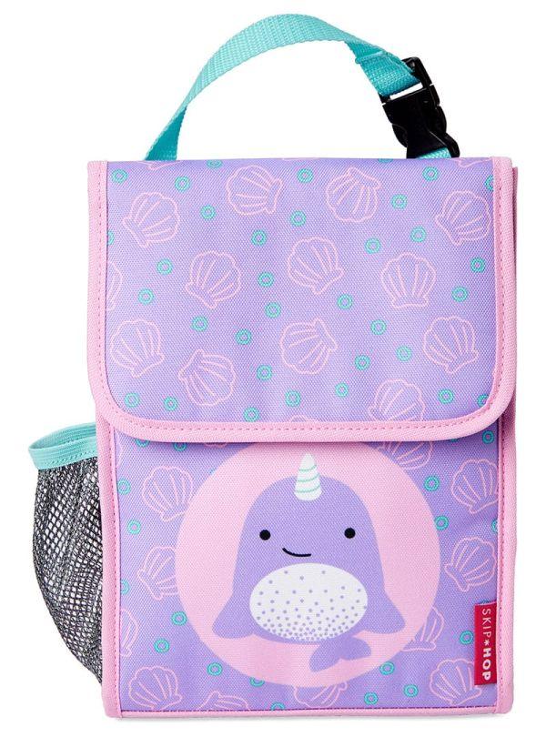 Skip Hop Zoo Παιδική Ισοθερμική Τσάντα Φάλαινα 02