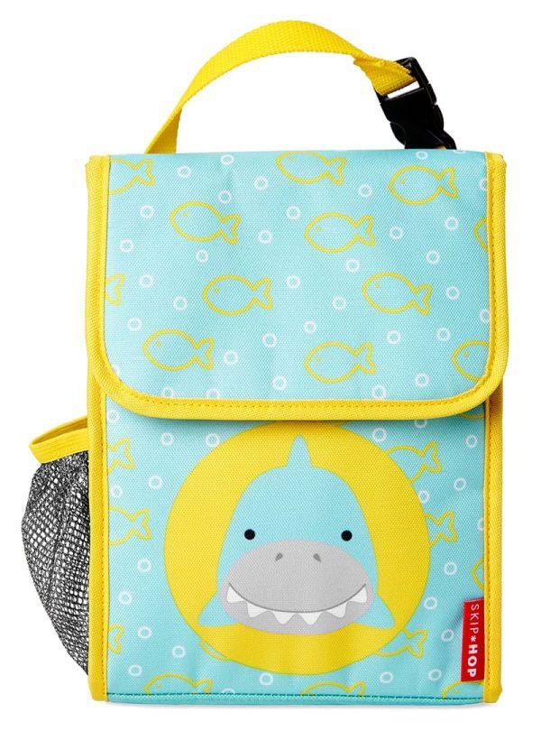 Skip Hop Zoo Παιδική Ισοθερμική Τσάντα Καρχαρίας 02