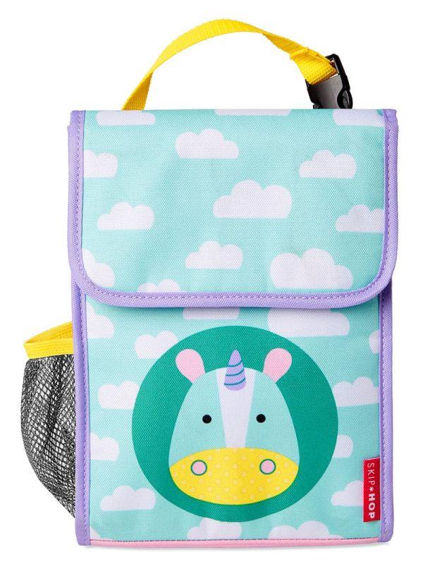 Skip Hop Zoo Παιδική Ισοθερμική Τσάντα Μονόκερος 02